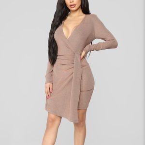 Fashion Nova Dresses - Sparkly dress